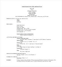 Software Trainer Cover Letter Athletic Resume Format Free Download