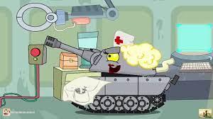 TANK WAR2-Đại Chiến Xe Tăng-PHIM HOẠT HÌNH CỰC HAY CỰC VUI NHỘN ...
