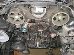 2nd Gen 3VZE engine: R U thinking of doing timing belt/water pump ...