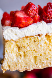 The Best Authentic Tres Leches Cake Recipe The Food Charlatan