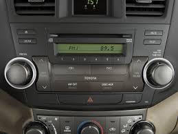 2008 Toyota Highlander Radio Interior Photo | Automotive.com