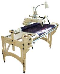 "Queen Quilter 18"" Long Arm Machine w/ Stitch Regulator & Frame & Queen Quilter 18"