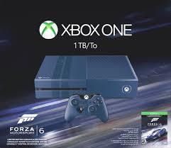 best microsoft xbox one limited edition forza motorsport 6 bundle blue kf6 00053