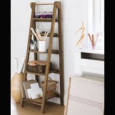 Leiterregal Aus Tanneholz L46 Rezeptideen Wooden Ladder