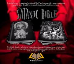 the satanic bible anton lavey pure evil by booksrecovered  the satanic bible anton lavey pure evil by booksrecovered shipping