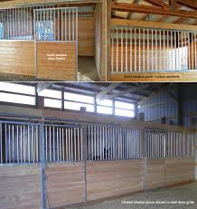 horse stall kit modular horse stall kit