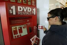 Blockbuster Vending Machines Classy Movie Studios See Red As DVD Rental Kiosks Flourish Economy
