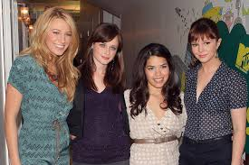 why blake lively s mini sisterhood of the traveling pants reunion  why blake lively s mini sisterhood of the traveling pants reunion matters vanity fair