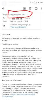 Even though luno bitcoin wallet application is produced just for google android and also ios by luno. How To Delete A Luno Account Quora