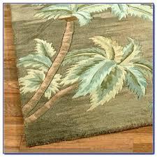 palm tree area rugs new outdoor rug startupinpa com