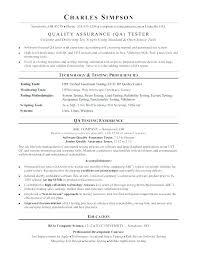 Database Testing Resumes Mobile Application Testing Resume Sample Or Database Testing Resume