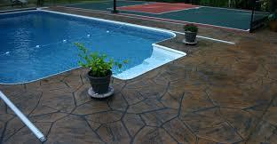 resurfacing concrete pool deck diy