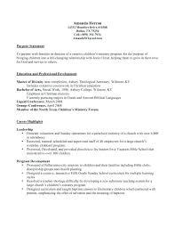 Pastor Resume Templates Best of Resume For Pastor Resumes Pastor Resume Preacher Examples Job And