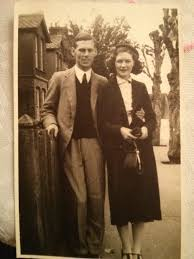 a good cook on my mother s hundreth birthday rachel laudan my mother and father in their going away clothes on their wedding day