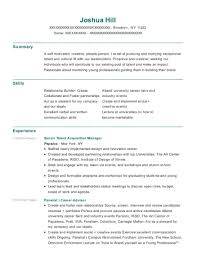 Speedway Talent Acquisition Manager Resume Sample Humble Texas