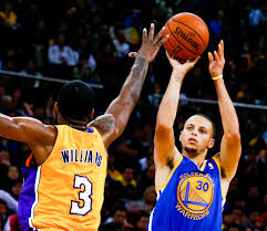 Video: Shooting Star Stephen Curry