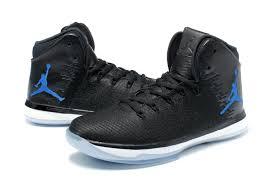 jordan shoes 1 31. air jordan 31 black blue shoes 1