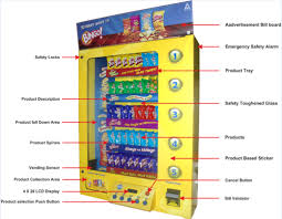 Vending Machine Selection Buttons Best Wall Mount Vending Machine At Rs 48 Unit Snack Vending