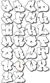 Bubble Letters Font Graffiti Fonts Mr Wiggles Graffiti Alphabet Graffiti Bubble Letters