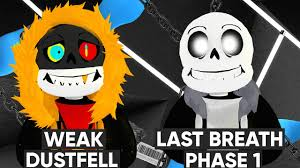 These are the latest codes for you to use Youtube Video Statistics For Roblox Ut Au Fighters Battle Shattered Code Weak Dustfell Sans And Last Breath Sans Phase 1 Noxinfluencer