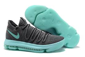 nike basketball shoes 2017 kd. official nike zoom kd 10 elite kevin durant x basketball shoes grey jade green 2017 kd .