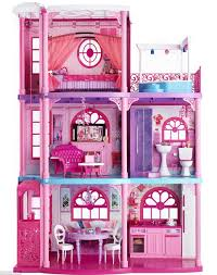 The Barbie dream house play set that exists in the real world ...