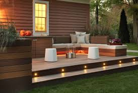 deck lighting ideas pictures. Garden Decking Design Ideas Stunning 15 Deck Lighting For Every Season - 35 Fabulous Pictures