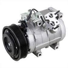 OEM OES AC Compressors - OEM Compressor with Clutch for Toyota ...