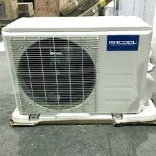 mrcool diy seer ductless heat pump condenser cool mini split mr 18k manual mrcool diy