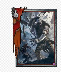 gwent the witcher card game the witcher 3 wild hunt the witcher 2 ins of kings ice giant crossword