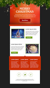 Christmas Is Coming Download A Free Holiday Email Template