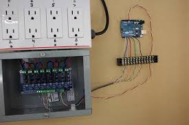 use arduino and relays to control ac lights and appliances make 3004