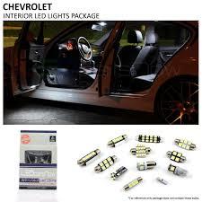 2007 Silverado Interior Lights Chevrolet Silverado Led Interior Lights Package 2007 2013