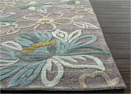 full size of blue and yellow fl area rugs light rug white daisy chain hand tufted