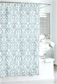 tiffany blue shower curtain curtains full size of grey excellent and black