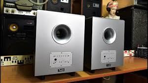 Teufel Aktiv 5.1 Subwoofer Bass Reflex Sub Home Theatre 5.1 Amplifier  Verstärker Aktiv Woofer - YouTube