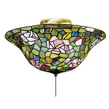 flush mount stained glass ceiling light 11 best tiffiny ceiling lights images on