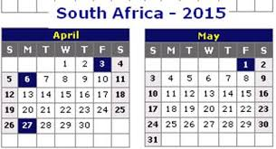 Calendar Format 2015 South Africa 2015 Printable Calendar Gobetween Flames