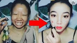 13 amazing makeup transformations the power of makeup 2018 makeupchallenge
