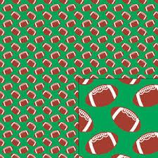 Football Pattern Amazing Silhouette Design Store View Design 48 Football Pattern