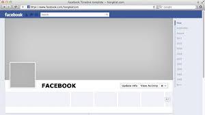 Facebook Timeline Cover Page Templates Download Facebook Timeline