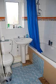 cheap bathroom makeover. bathroom laying tiles cheap makeover