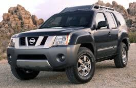 Nissan Xterra 2005 Wheel Tire Sizes Pcd Offset And
