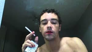 Fetish free gay smoking