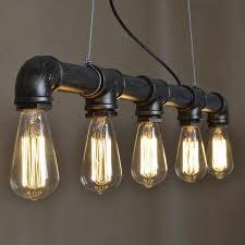 loft vintage ceiling lamp 2018 iron ceiling light fixtures