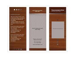 33 Free Brochure Templates Word Pdf Template Lab