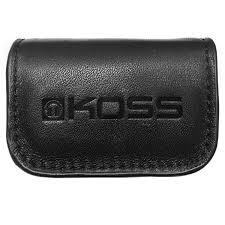 leather earbud case koss leather earbud case cases