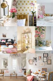 Pink Black And White Bedroom Pink And Gold Bedroom