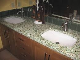 double undermount bathroom sinks and vanities made of white ceramic in marble top vanities