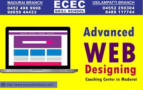 Web Designing Institute Web Designing Course Coaching Center In Madurai Advanced